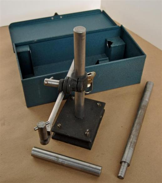 Starrett Dial Indicator >> Brown & Sharpe Dial Test Indicator Stand, Model 733 ...