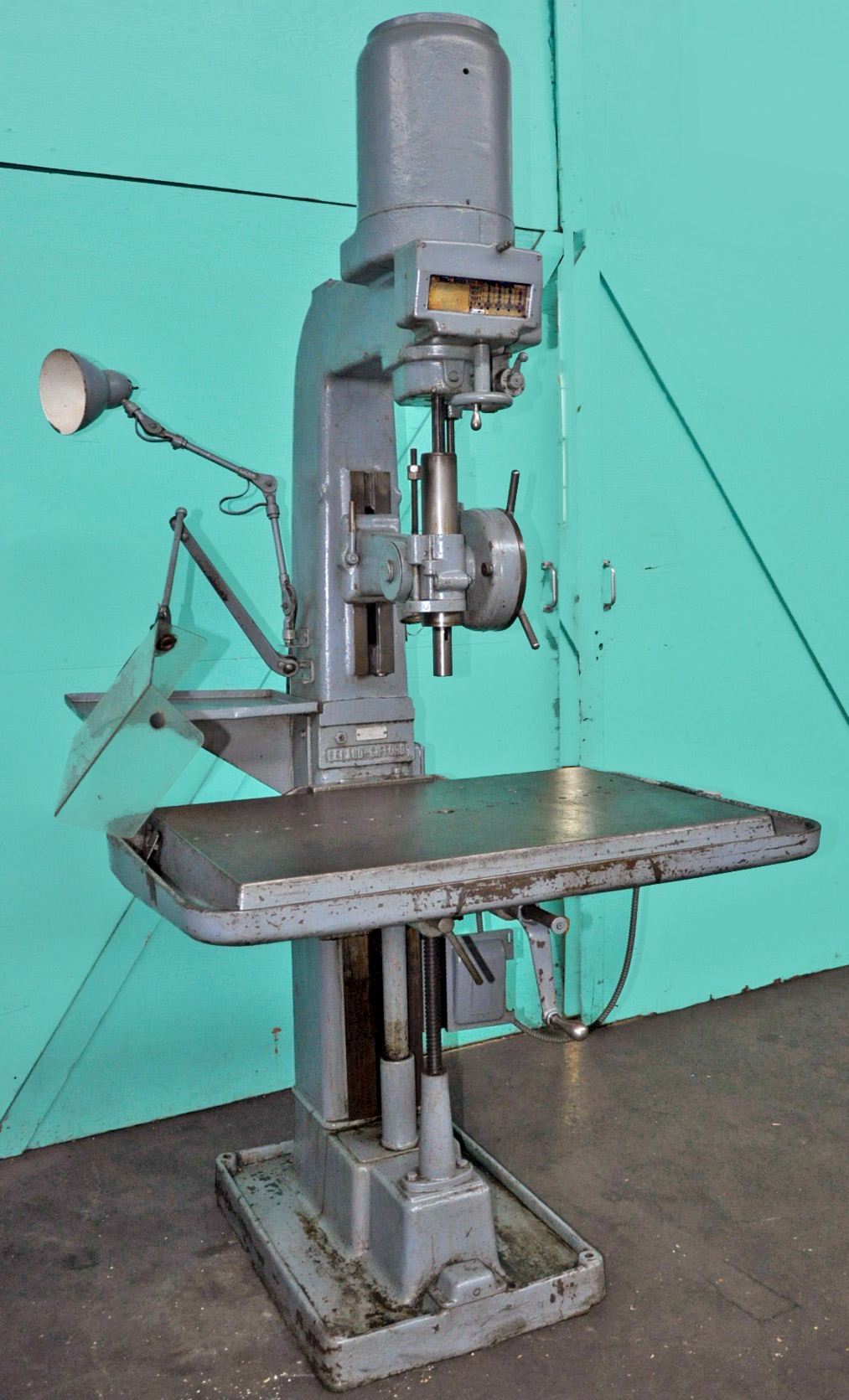 Leland Gifford Floor Style 26″ Drill Press