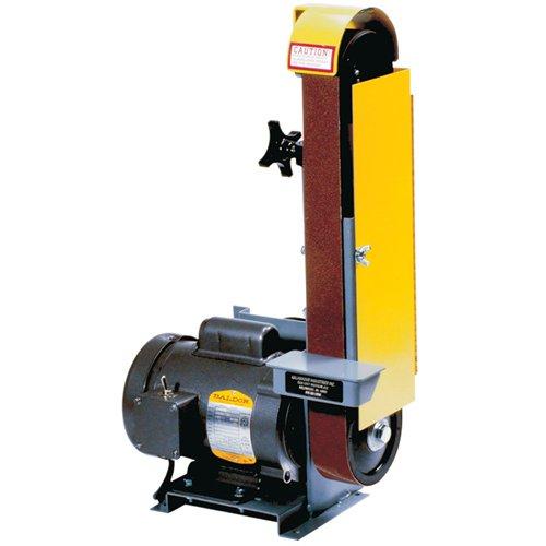 "Treadmill Belt Sander: Kalamazoo Industries 2"" X 48"" Vertical/Horizontal Belt"