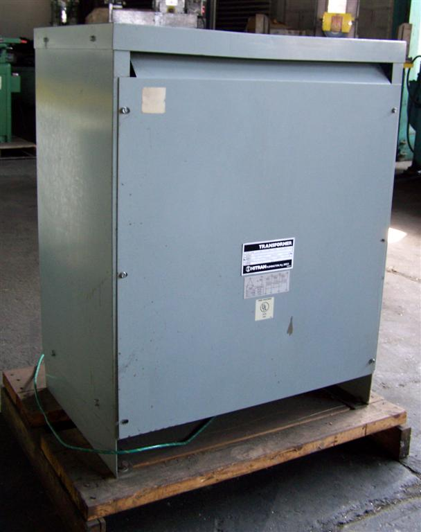 Hitran 75 Kva Power Transformer