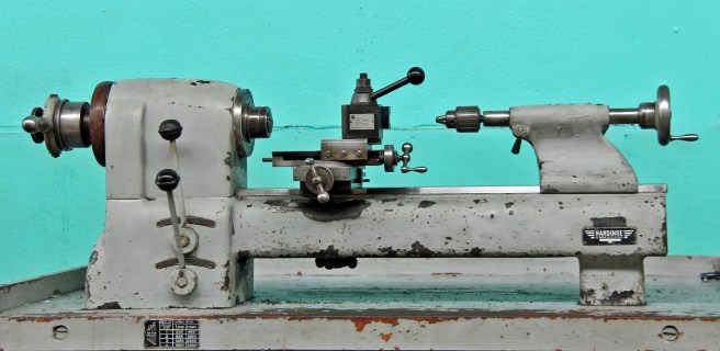 Metal lathe specifications