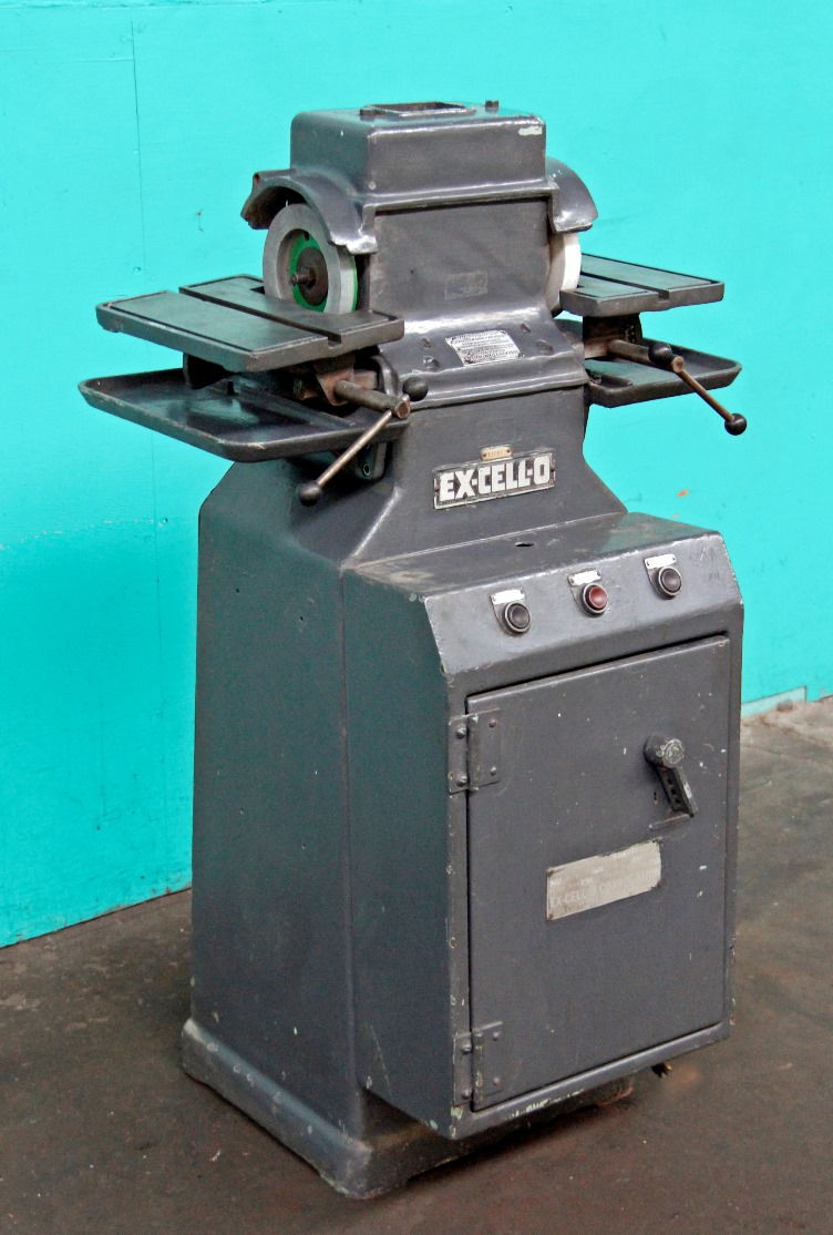 Ex Cell O 6 Quot Model 47 Carbide Tool Grinder Norman