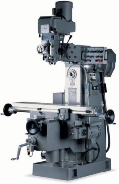 Horizontal Milling Machine >> Sharp 10 X 56 Vertical Horizontal Milling Machine Vh 25