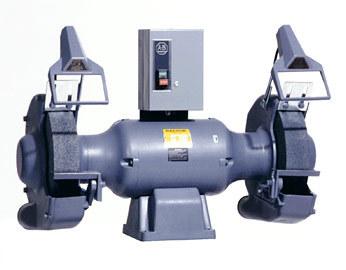 Baldor 12 Quot Industrial Grinder 1216w Norman Machine Tool