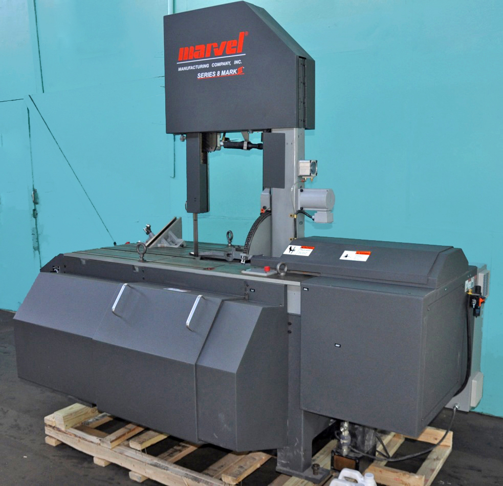 Marvel 18 Quot X 22 Quot Vertical Tilting Band Saw With Power