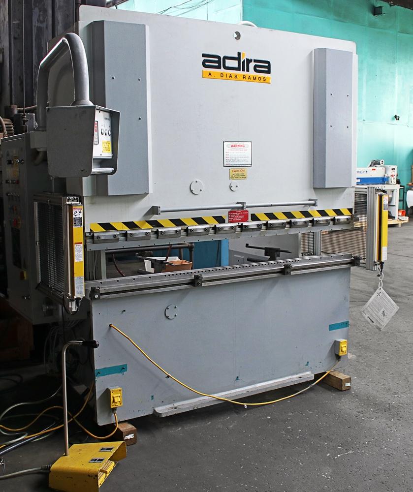 adira 55 ton down acting hydraulic press brake norman machine tool rh normanmachinetool com Cincinnati Press Brake Parts Small Press Brake