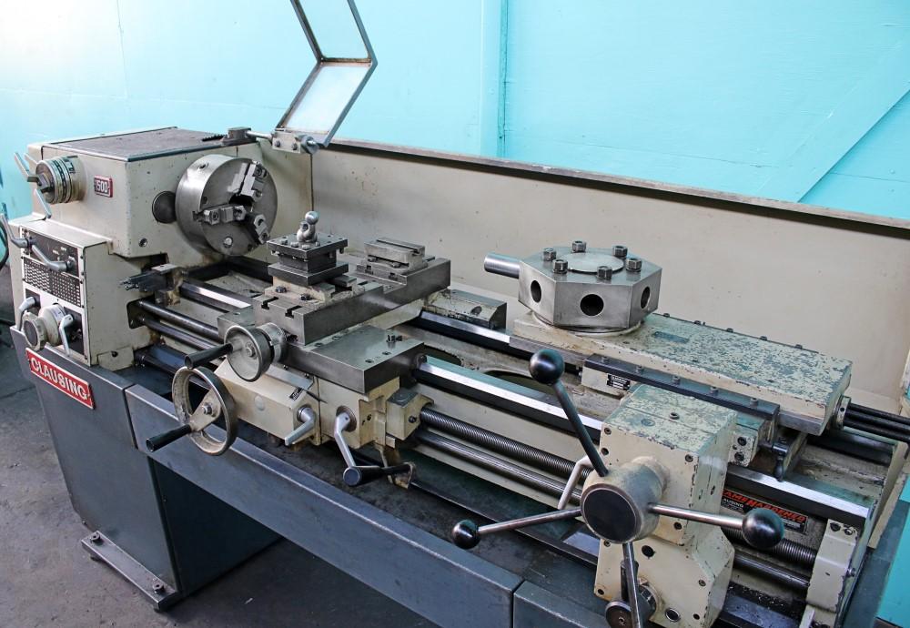 Clausing 1500 lathe manual