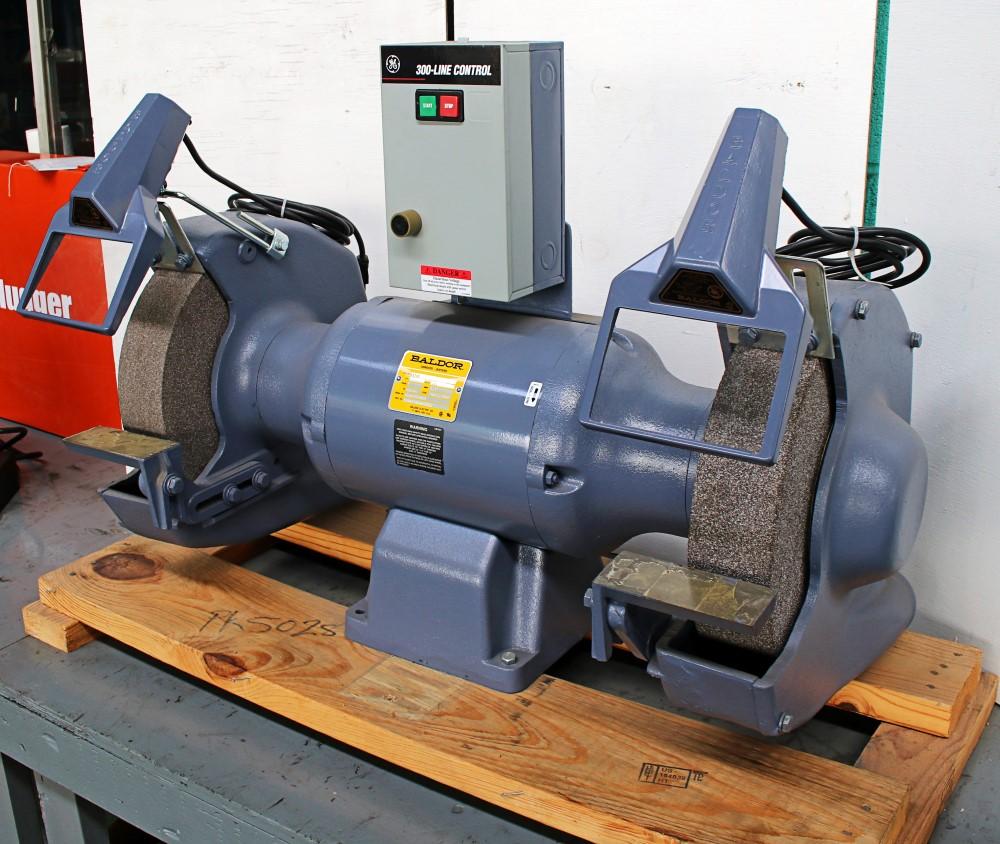 Baldor 14 Quot Bench Pedestal Grinder 1410w Norman Machine Tool