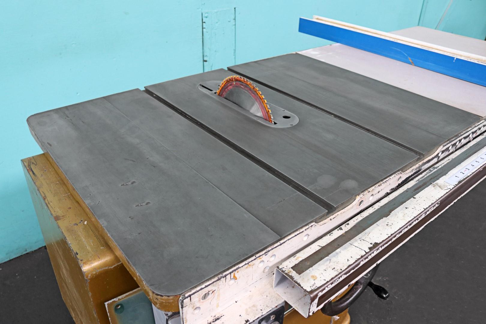 Powermatic 10″ Tilting Arbor Table Saw, Model 66