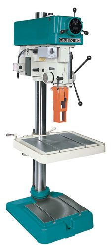 Phenomenal Clausing 20 Variable Speed Floor Model Drill Press 2277 3Ph Onthecornerstone Fun Painted Chair Ideas Images Onthecornerstoneorg