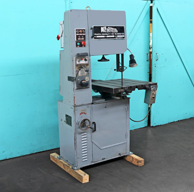 MSC 20″ Vertical Metal Cutting Band Saw