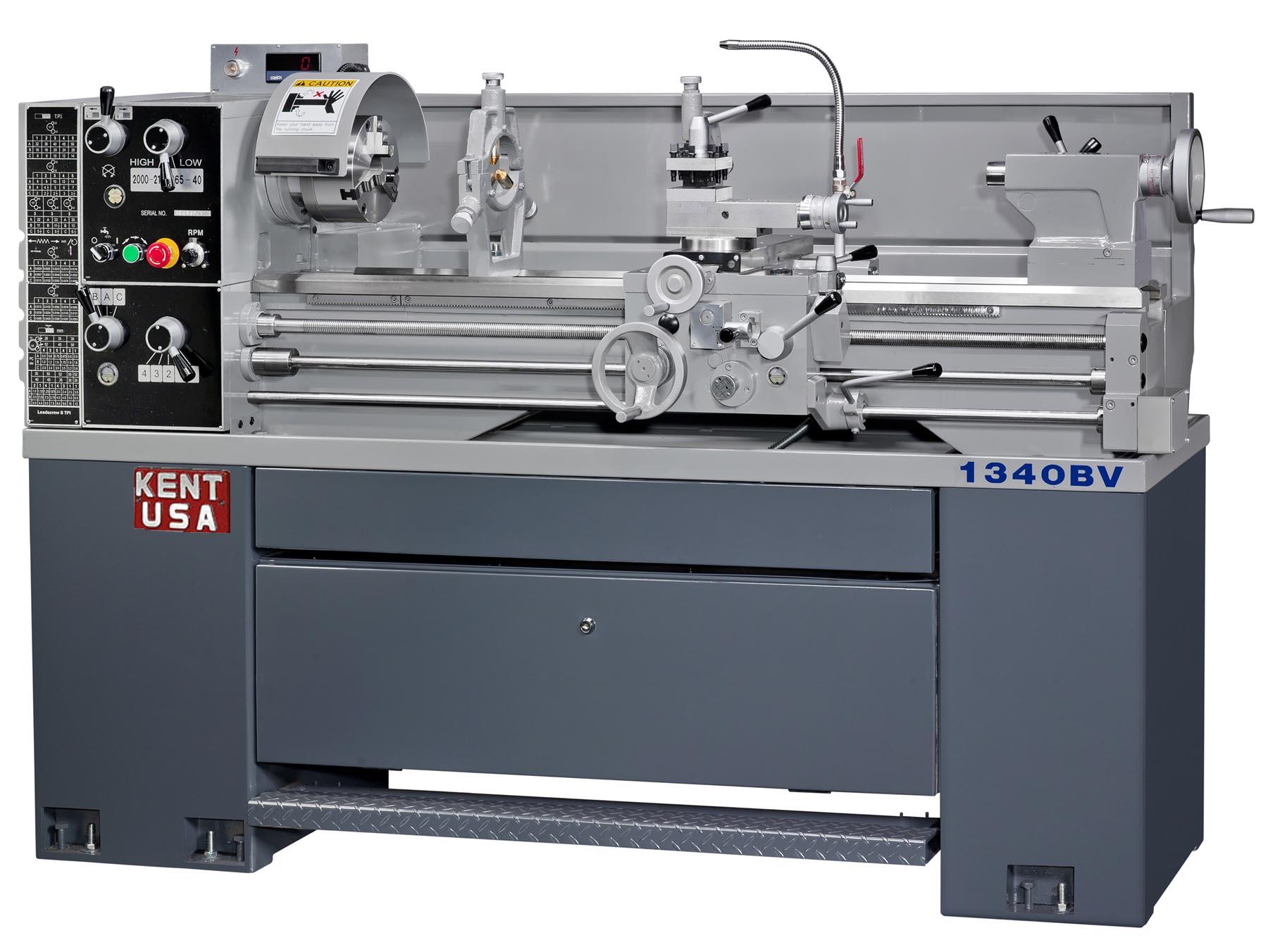 kent 13 x 40 manual precision lathe ssm 1340bv norman machine tool rh  normanmachinetool com Clausing Lathe Toolroom Lathe Machine Parts