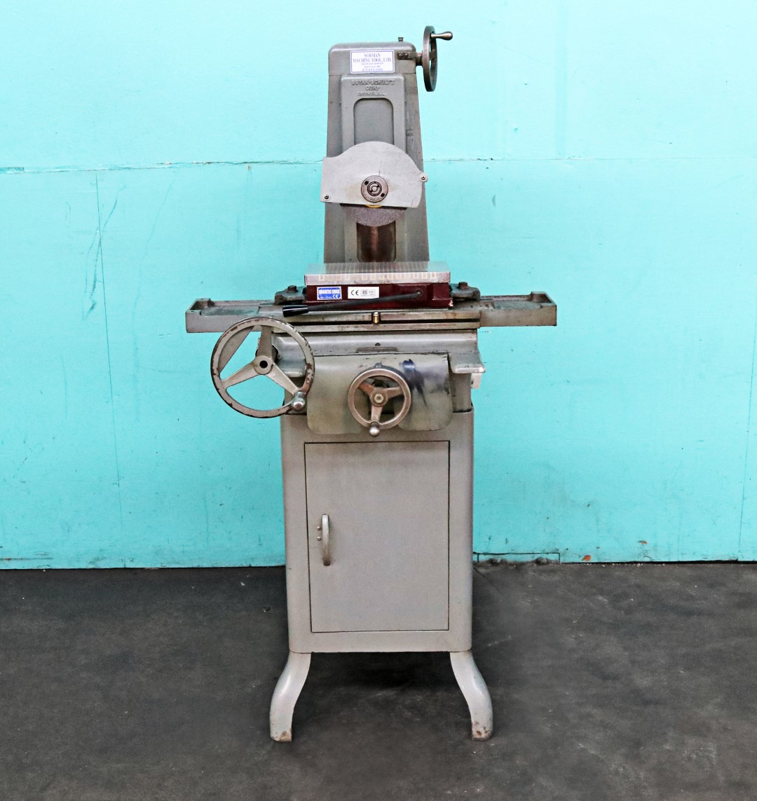 Amazing Boyar Schultz 6 X 12 Hand Feed Surface Grinder 6 12 Sale Pending Machost Co Dining Chair Design Ideas Machostcouk