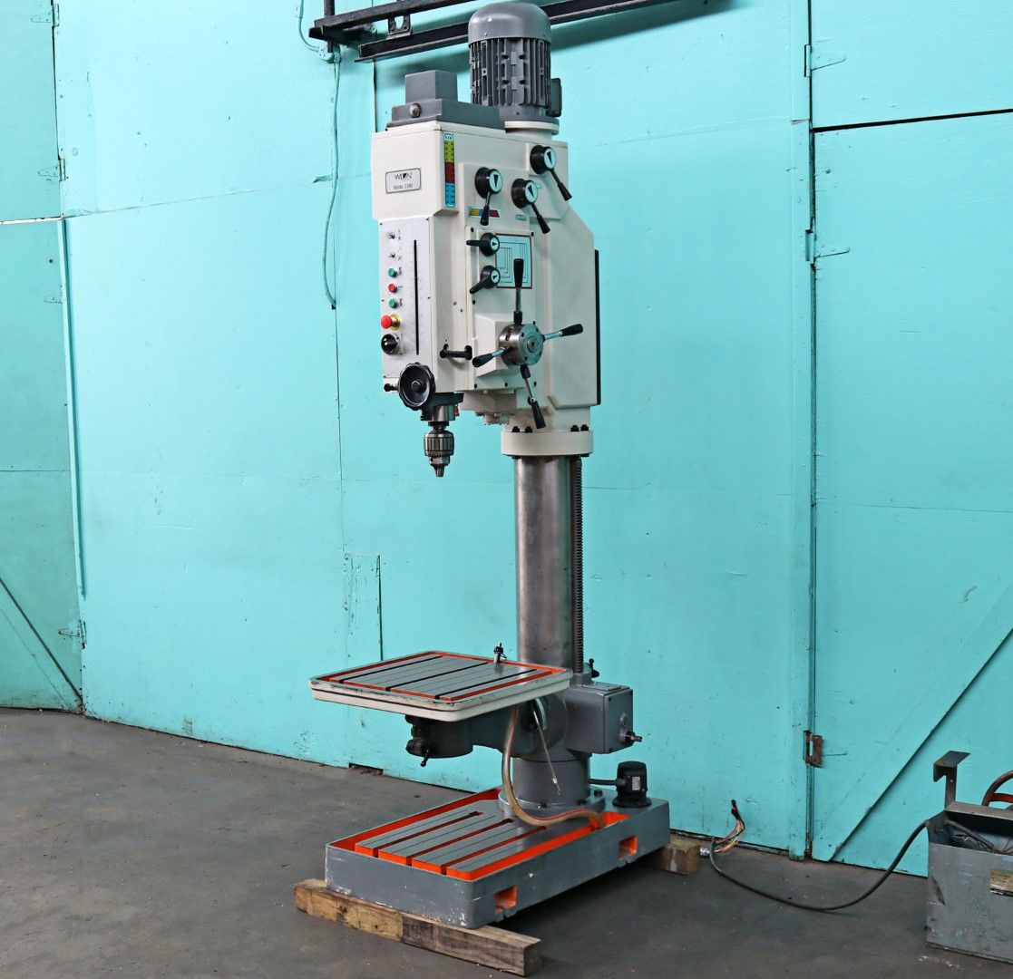 "Wilton 33"" Direct Drive Round Column Drill Press with Mechanical Clutch,  2380"