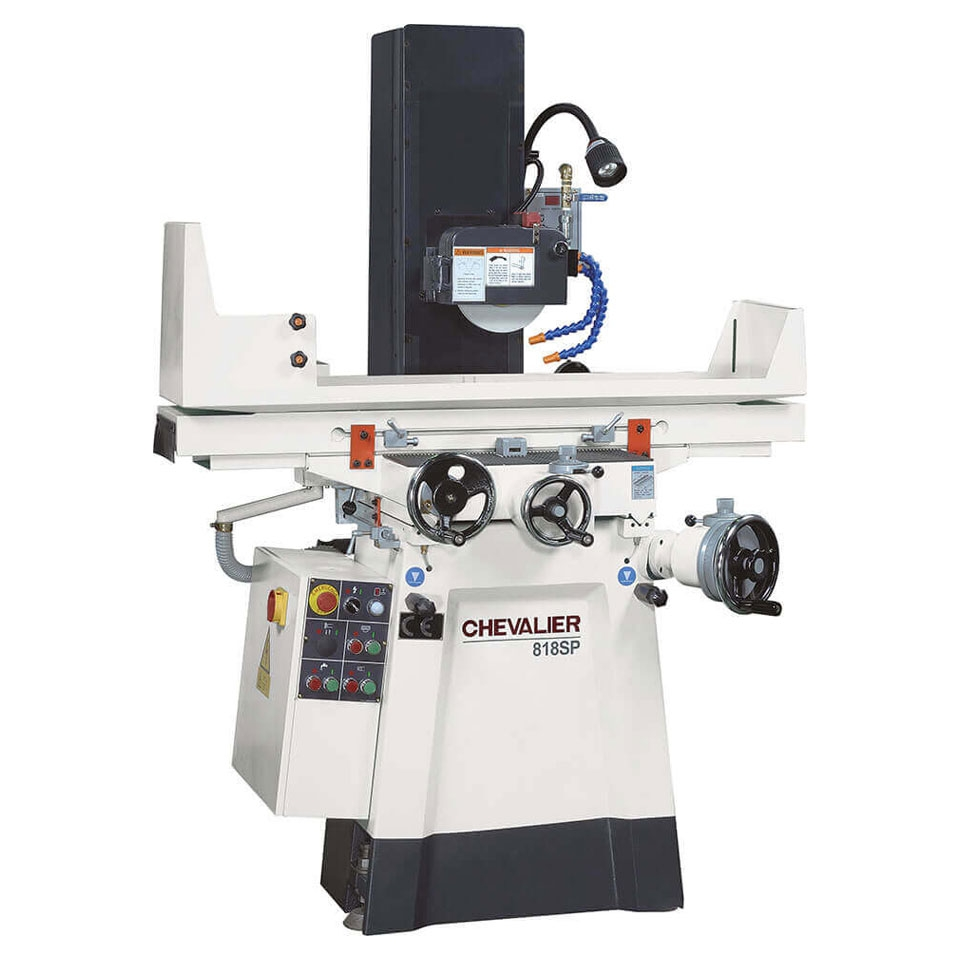 Miraculous Chevalier 8 X 19 High Precision Manual Surface Grinder Fsg 818Sp Caraccident5 Cool Chair Designs And Ideas Caraccident5Info