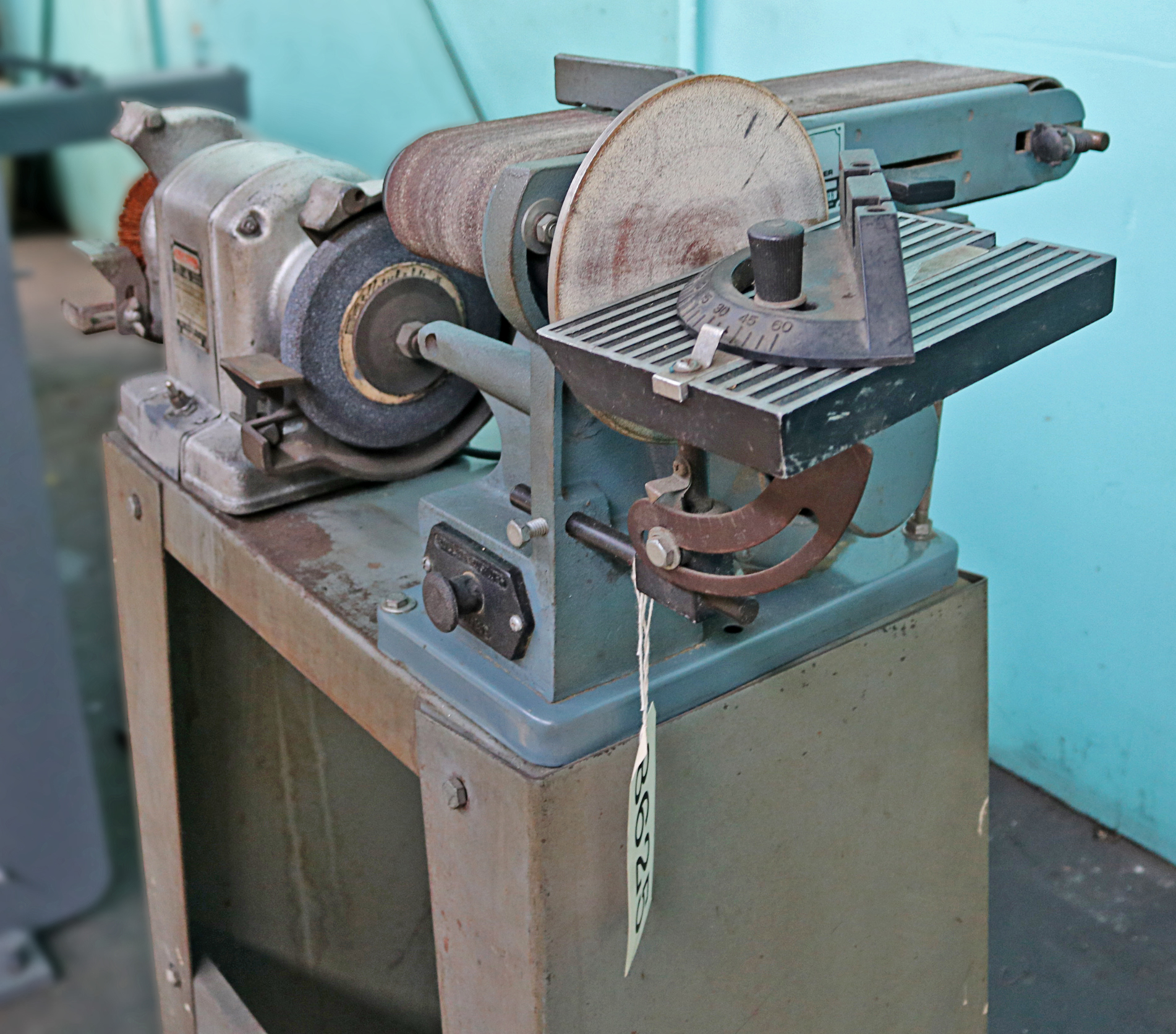 Incredible Enco Belt Disc Sander And Craftsman Buffer Grinder Caraccident5 Cool Chair Designs And Ideas Caraccident5Info